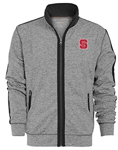 North Carolina Mens Track Jacket - 2