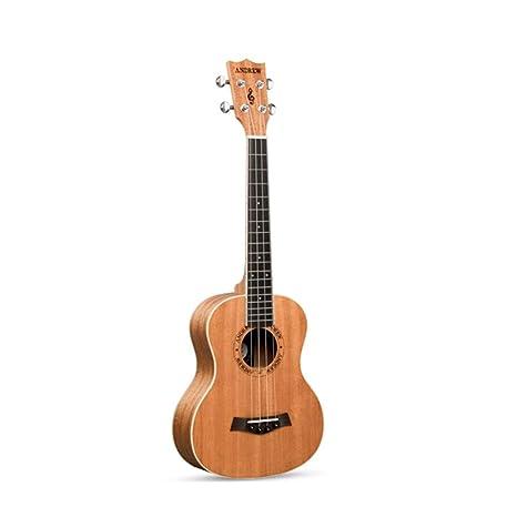 CHUJIAN Ukelele, Ukelele 26 pulgadas, Guitarra pequeña ...