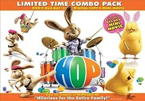 Hop (Limited Time Combo Pack (DVD + Blu-ray + Digital Copy + UltraViolet + Mini-Movie))