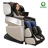 Ogawa Touch 3D Massage Chair (Ivory & Chocolate)