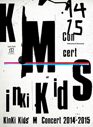 KinKi Kids Concert 「Memories & Moments」(初回仕様) [Blu-ray] B011QFHKCI