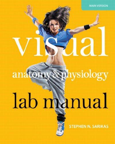 Visual Anatomy & Physiology Lab Manual, Main Version Pdf