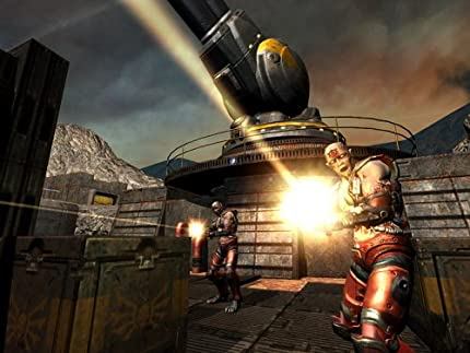 Amazon com: Quake 4 - PC: Video Games