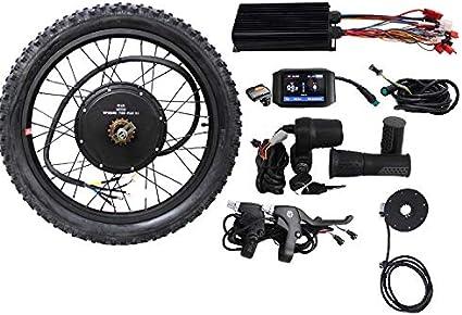 48V Electric Bike Motor Front Wheel  Bike Conversion Kit 20 24 26 28 29 inch