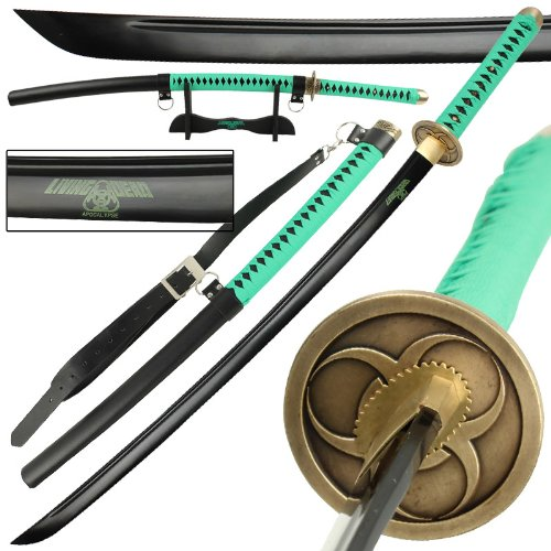 Japanese Living Dead Apocalypse 1045 High Carbon Steel Full Tang Katana Sword