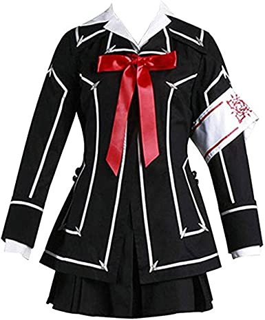 Vampire Knight Cosplay Costume Day School Female Uniform  Any Size