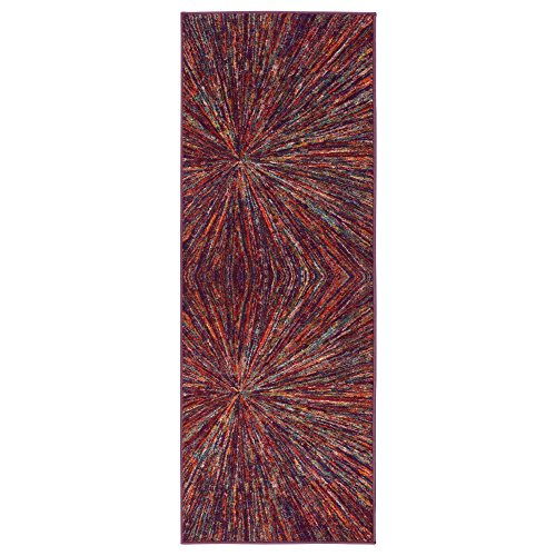 Ottomanson RNB2116-2X6 Rainbow Collection Runner Rug Review