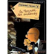 Théodore Poussin 09 Terrasse audiences T.01 - 2