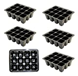 Pack of 6 Seed Planters, Seed Starter Cells