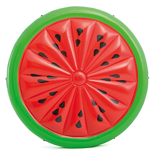 Intex Watermelon, Inflatable Island, 72