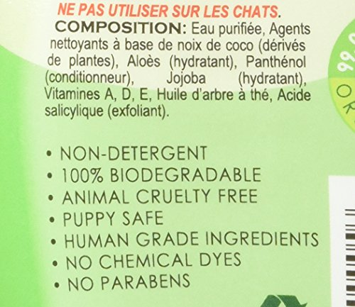 Picture of Espree Tea Tree & Aloe Dog Shampoo, 12-Ounce