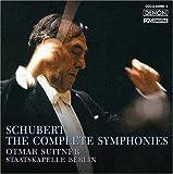 シューベルト:交響曲全集