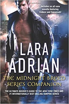 Book The Midnight Breed Series Companion: Volume 1