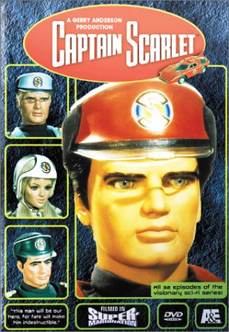 Captain Scarlet - The Complete Series by A&E