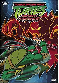 Amazon.com: Teenage Mutant Ninja Turtles: Fast Forward ...