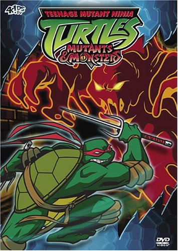 Amazon.com: Teenage Mutant Ninja Turtles - Season 3.5 ...
