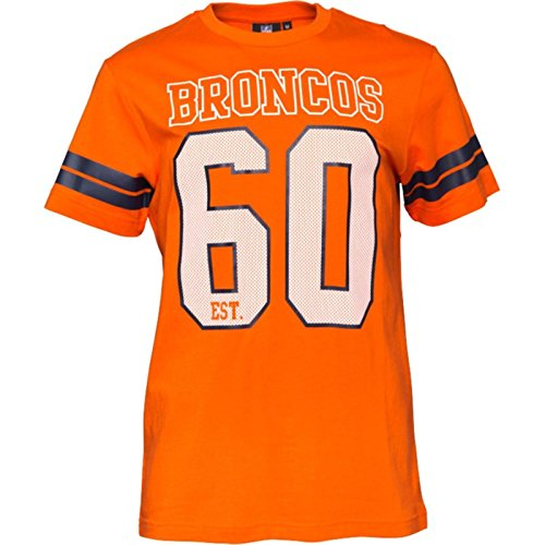 Majestic Herren T-Shirt Orange Orange