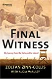 Final Witness, Zoltan Zinn-Collis and Alicia McAuley, 1905379188