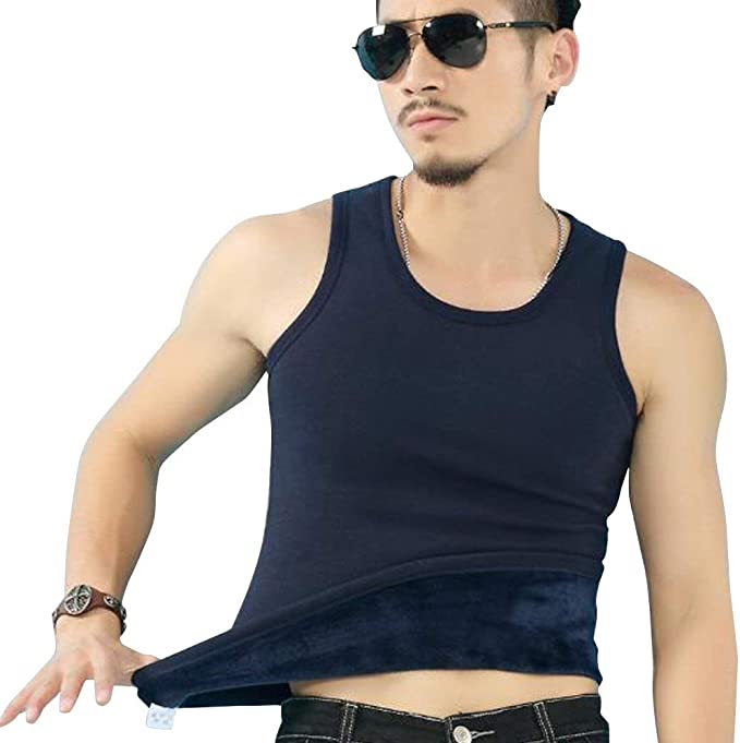 Chaleco De Algodón para Hombres Fitness Ufige Festival Elástico de Moda Camiseta Transpirable Camisetas De Tirantes Similares para Hombre: Amazon.es: Ropa y accesorios
