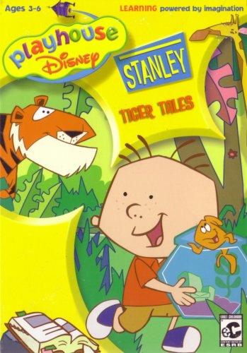 Playhouse Disney Stanley Tiger Tales ()