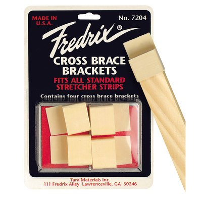 Cross Brace Brackets [Set of 4]