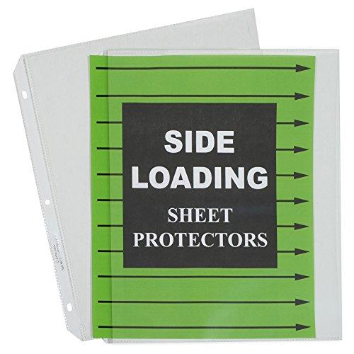 Landscape 14 X 11 Sheet Protectors Side Load Extra