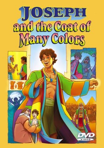 Joseph and the Coat of Many Colors (David And The Coat Of Many Colors)