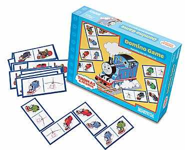 (Thomas and Friends Domino Game)