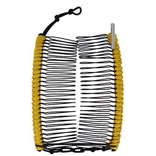 Banana Clip By Hairzing Double Comb For Thick Curly Kinky Hair