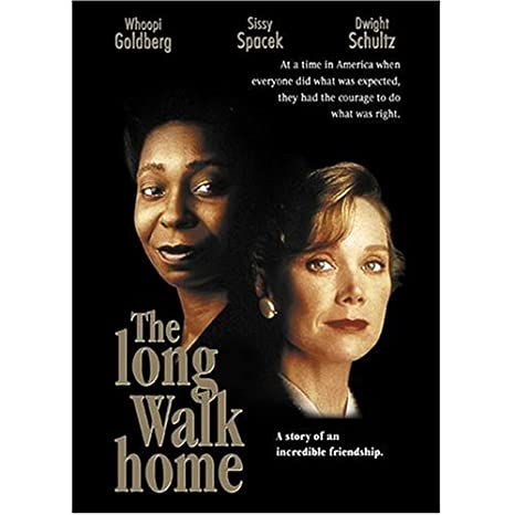Amazon com: The Long Walk Home: Sissy Spacek, Whoopi