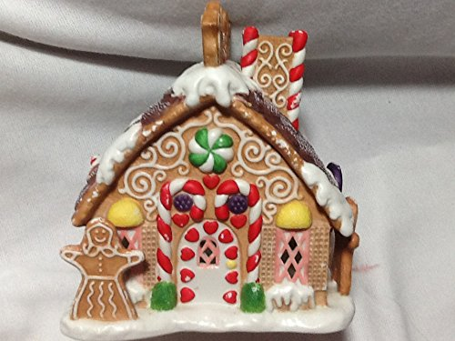 Partylite Gingerbread House Tea Light Holder