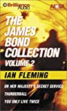 James Bond Collection 2: Thunderball, On Her Majesty's Secret Service, You Only Live Twice by Ian Fleming (2002-04-28)