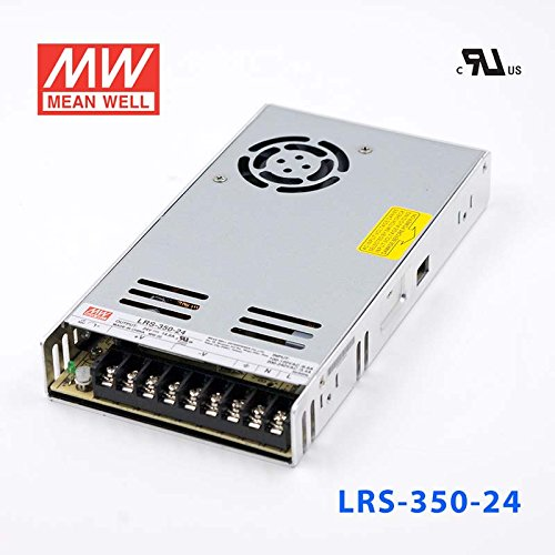 Amazon.com: MEAN WELL LRS-350-24 Switching Power Supply ...