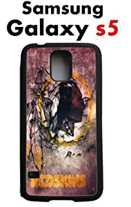 Washington Redskins Samsung Galaxy s5 Case Hard Silicone Case