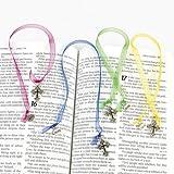 Ornate Cross Ribbon Bookmarks (1 Dozen)