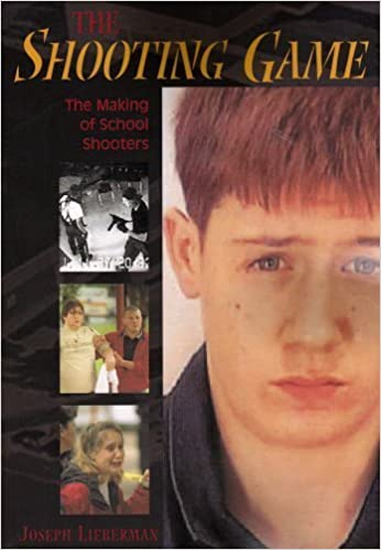 The Shooting Game The Making Of School Shooters By Joseph Lieberman March 30 2006 Paperback Amazon Com Books His attention and concentration were adequate for interview purposes. the shooting game the making of school