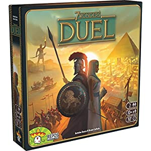 7 Wonders Duel Board Game - 519HYC9p 4L - 7 Wonders: Duel