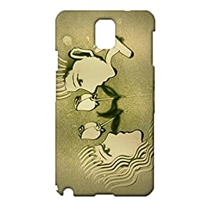 Samsung Galaxy Note 3 N9005 Mobile Cover Sell Like Hot Cakes 3D Conservation Phone Case Snap on Samsung Galaxy Note 3 N9005 Sand Painting Rose Lovers Pattern Cellphone Shell