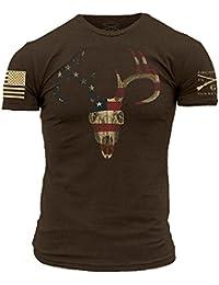 Outdoors - American Trophy Men's T-Shirt
