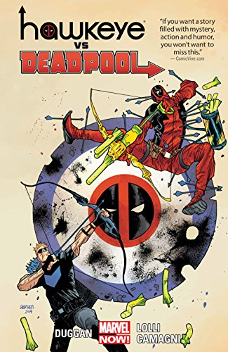 Hawkeye vs. Deadpool -