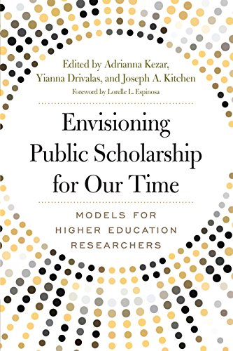 Amazon.com: Envisioning Public Scholarship for Our Time ...