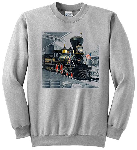 Virginia and Truckee Authentic Railroad Sweatshirt Kids XSmall (2-4) ()