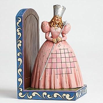 Jim Shore Wizard of Oz Glinda Bookend