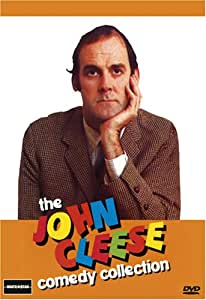 The John Cleese Comedy Collection: How to Irritate People / The Strange Case of the End of Civilization as We Know It / Romance With a Double Bass (3DVD)