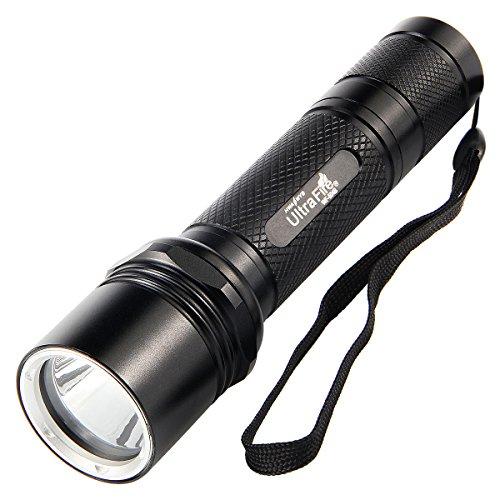 ULTRAFIRE Ultra Bright Magnetic Based LED Camping and Emergency Lantern ... (Flashlight)