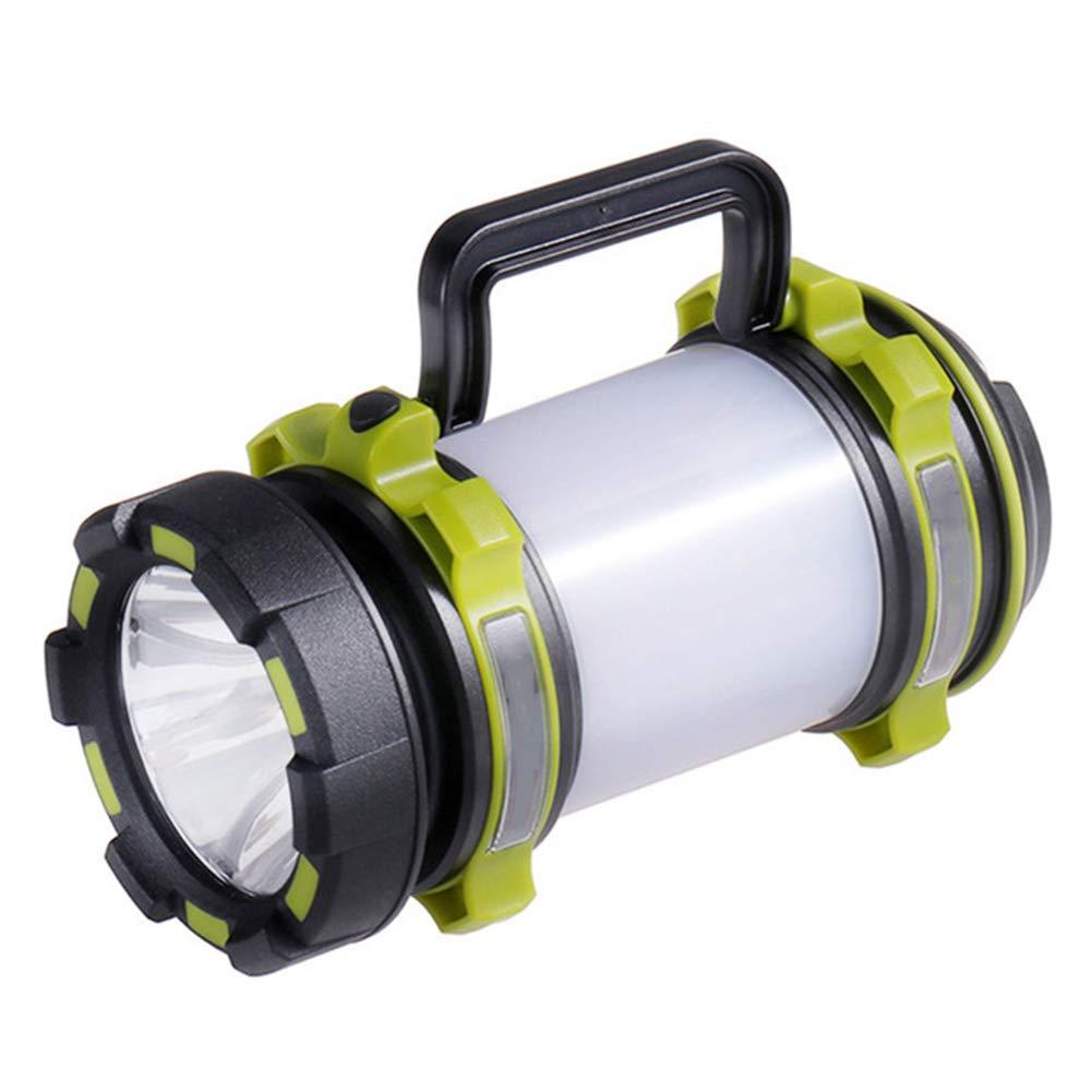 Tragbarer LED-Scheinwerfer-Blendlichtscheinwerfer, Der Multifunktions-Taschenlampe Kampiert