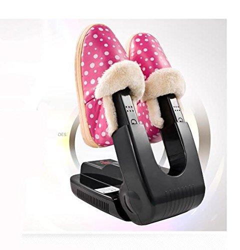 Calzado Función Zapatos Ozono Temporización Calzado M Retráctil Tostadora Mecánico Invierno Zapato Hornear Zapatos Secador Boot Esterilización Secadora Secador Desodorización Calentadores De Secado De qWwpf8TF