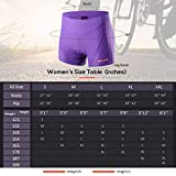 Eco-daily Cycling Shorts Women's 3D Padded