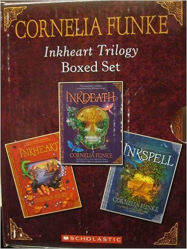 Inkheart trilogy cornelia funke 9780545109185 amazon books fandeluxe Choice Image