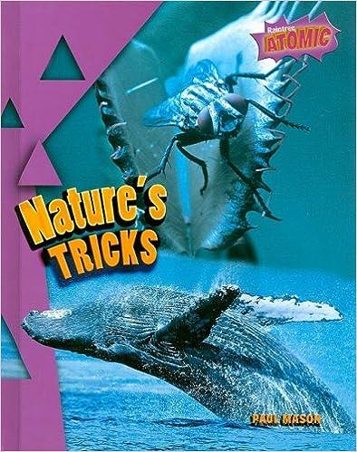 Book Nature's Tricks (Atomic: Grade 5)